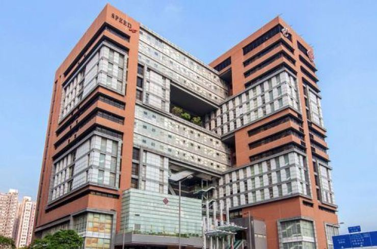 Hong Kong Community College in Yau Ma Tei is run by Polytechnic University. Photo from South China Morning Post