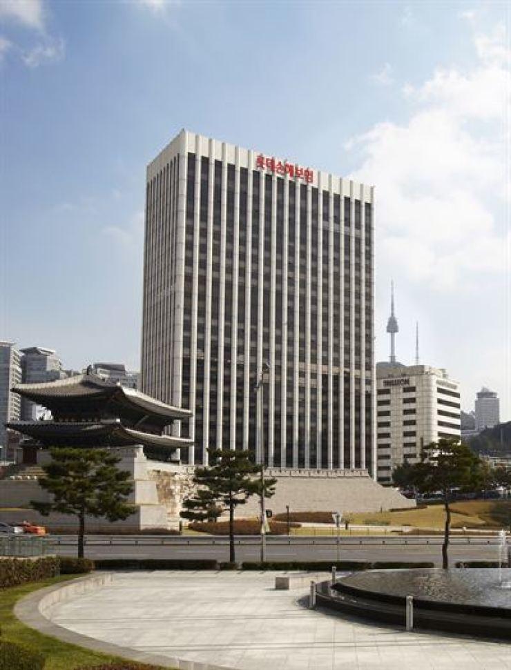 Lotte Insurance head office in Seoul / Courtesy of Lotte Insurance