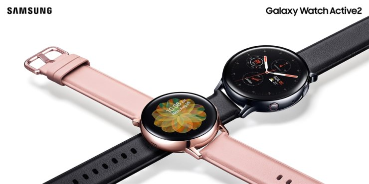 Samsung Electronics' Galaxy Watch Active 2 / Courtesy of Samsung Electronics