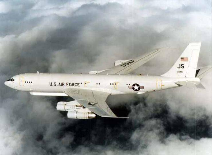 E-8C Joint Surveillance Target Attack Radar System. Yonhap