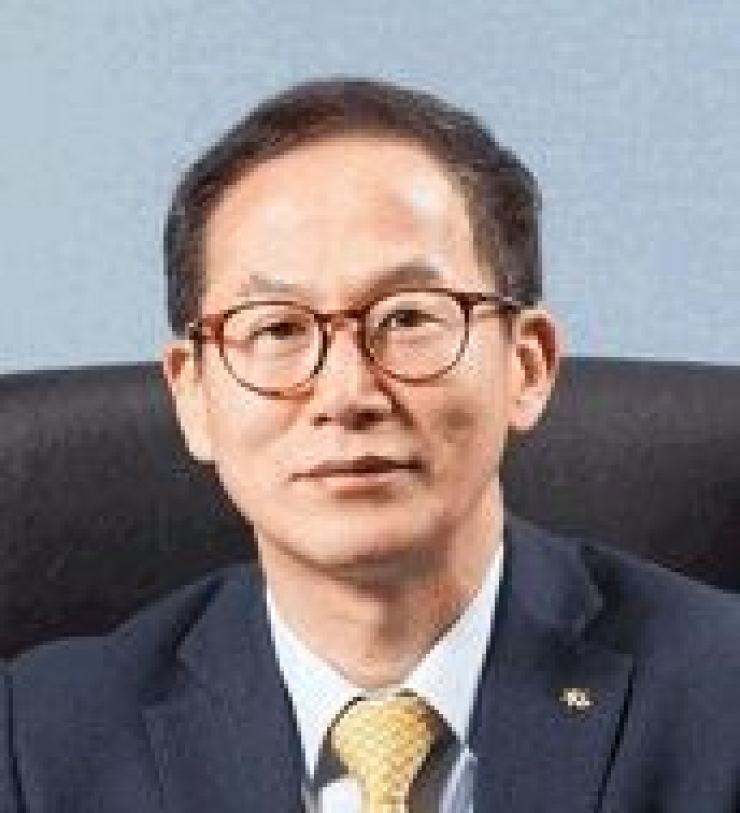 KB Insurance CEO Yang Jong-hee