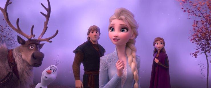 A scene from Frozen 2 / Courtesy of Walt Disney Korea