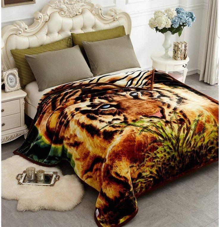 Korean 'mink' blanket