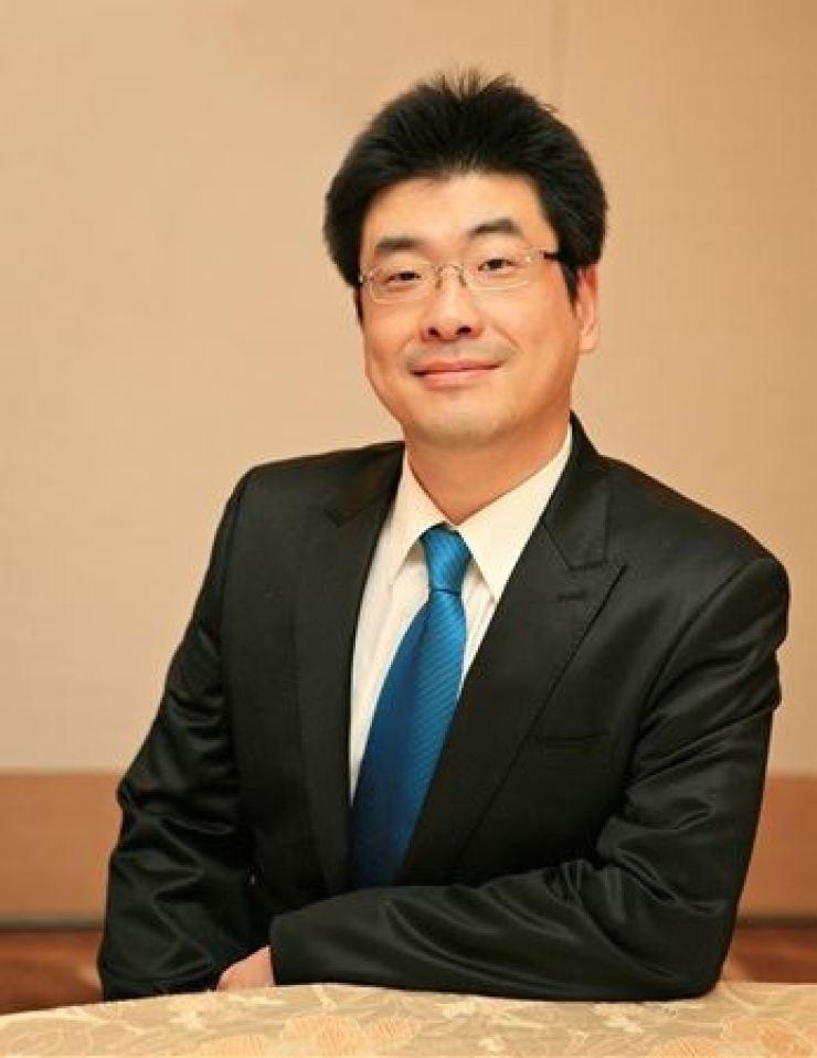 K-GAMES President Kang Shin-chul