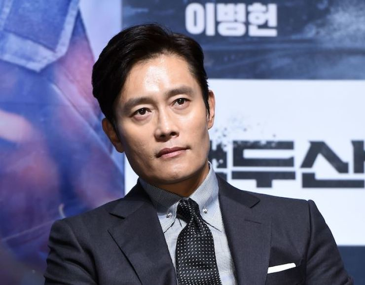 Actor Lee Byung-hun. Korea Times file