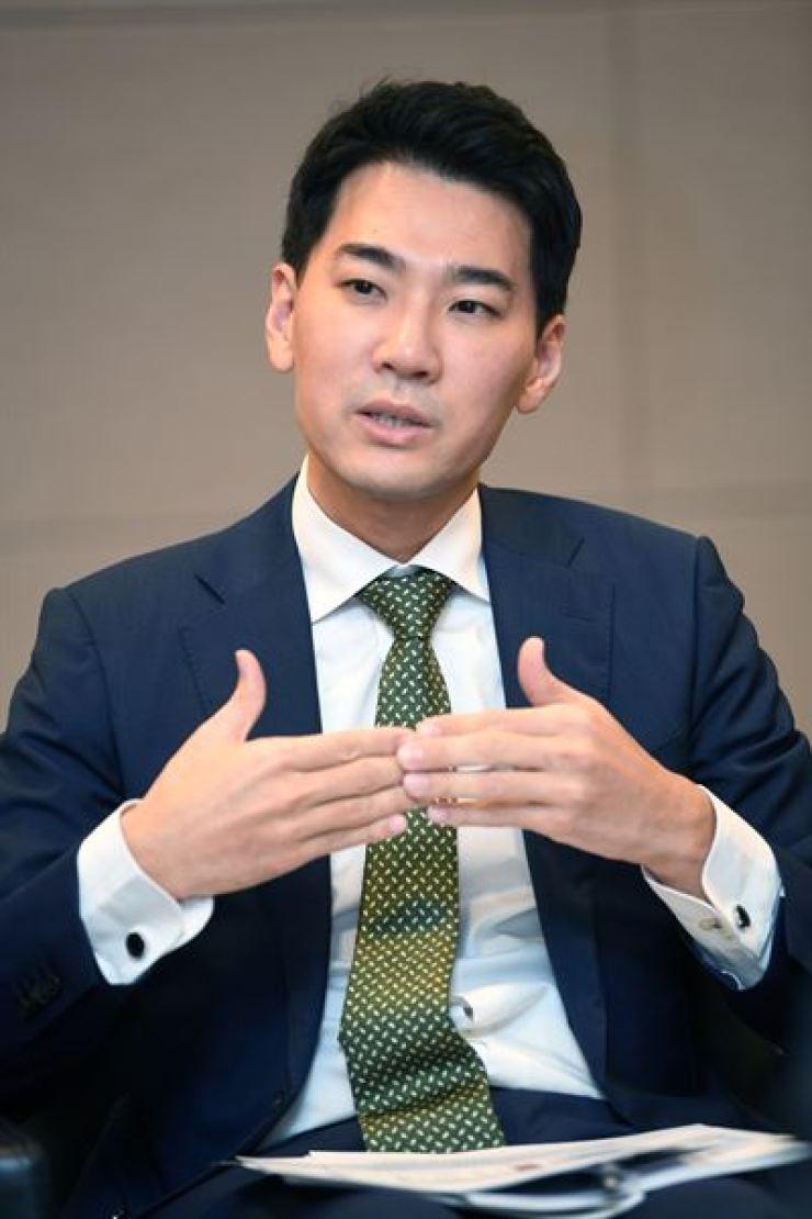 McKinsey & Company partner Kim Su-ho / Korea Times file