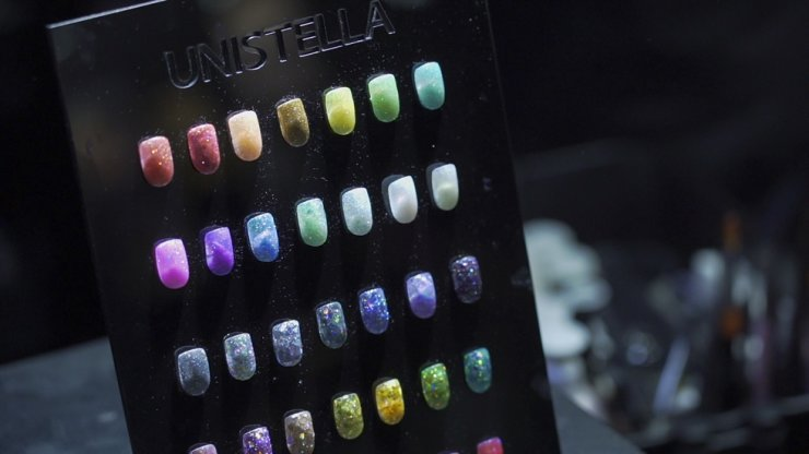 Unistella nail designs Korea Times photo by Lee Min-young, Kim Kang-min