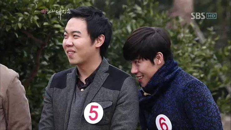 SBS koreanska dating show