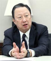 KCCI Chairman Park Yong-maan