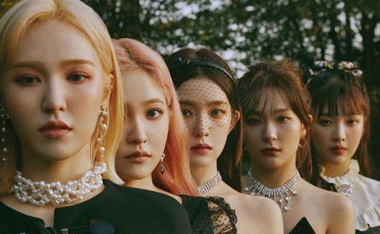 K-pop girl group Red Velvet will return with a new EP