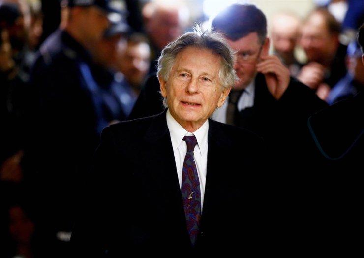 Roman Polanski. Reuters