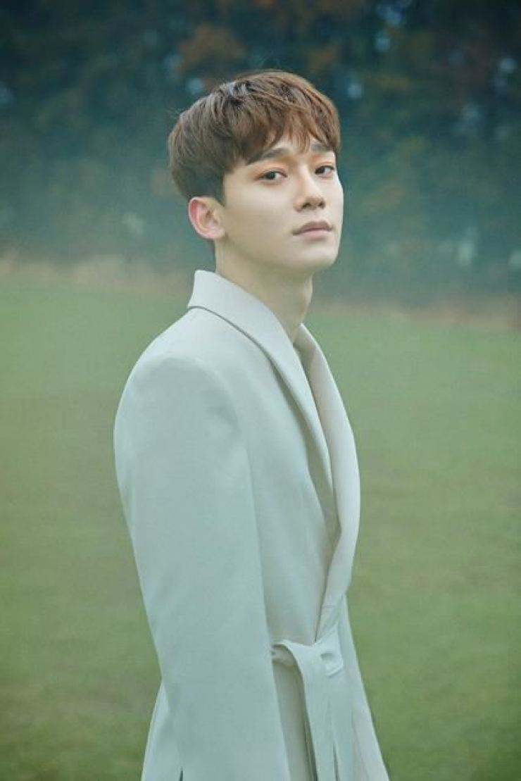 Exo's Chen /Courtesy of SM Entertainment