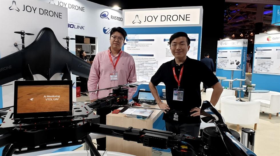 Moon Jeon-il, president of Korea Institute for Robot Industry Advancement (KIRIA) / Courtesy of KIRIA