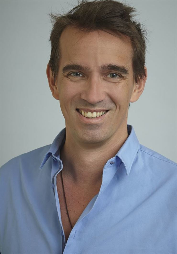 Peter Frankopan, a professor of world history at the University of Oxford / Courtesy of Peter Frankopan