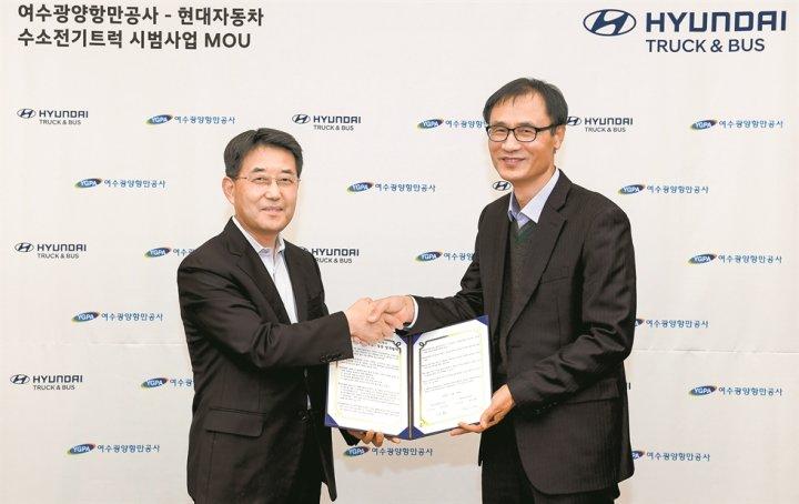 Hyundai to launch hydrogen truck in 2023