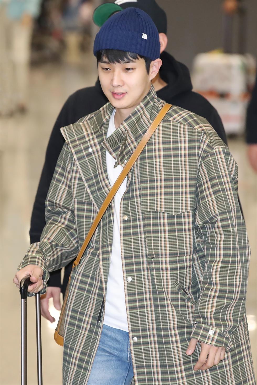 Choi Woo-shik Yonhap