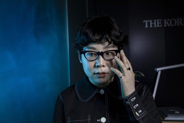 Kim Min-ju, designer of