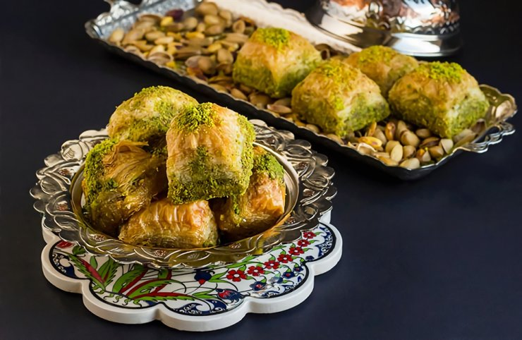 Baklava / Courtesy of Turkish Ministry of Culture and Tourism