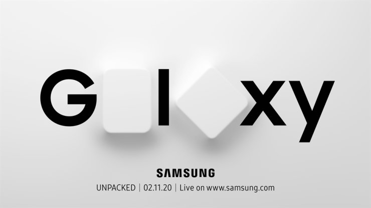 Samsung Electronics is expected to unveil the Galaxy S20 series phones and a new foldable phone during Samsung Galaxy Unpacked 2020 in San Francisco this week. Courtesy of Samsung Electronics