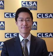 CLSA head of Korea research Paul Choi / Captured from CLSA Twitter
