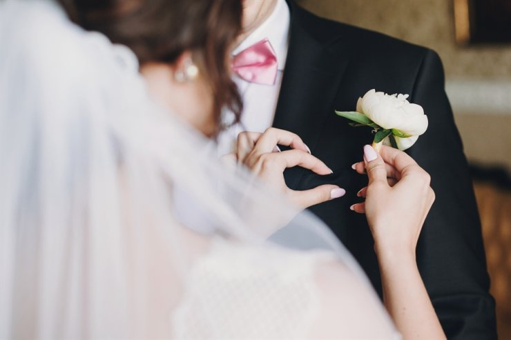 As of March 2019, biracial couples accounted for 8.8 percent of all marriages registered in Korea. GETTYIMAGESBANK