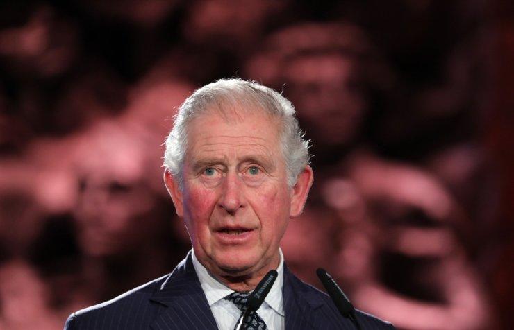 Britain's Prince Charles Yonhap