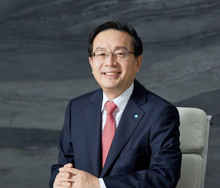 Woori Financial Group Chairman Son Tae-seung / Korea Times file