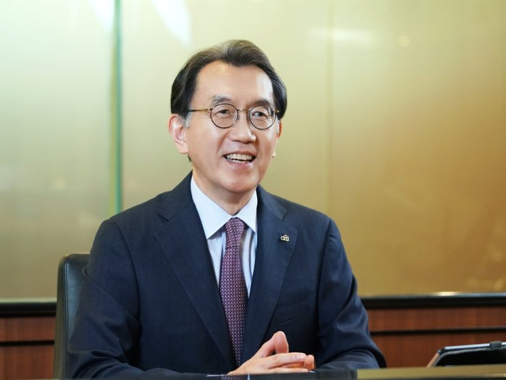 Citibank Korea CEO Park Jin-hei / Courtesy of Citibank Korea