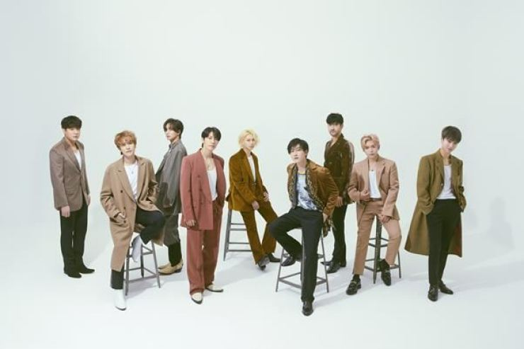 K-pop group Super Junior has canceled March concerts in Japan after Tokyo toughened entry restrictions on people coming from Korea. Courtesy of SM Entertainment