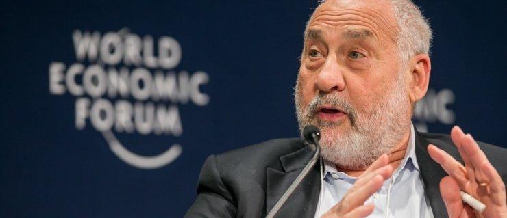 Columbia University professor Joseph Stiglitz / Korea Times file