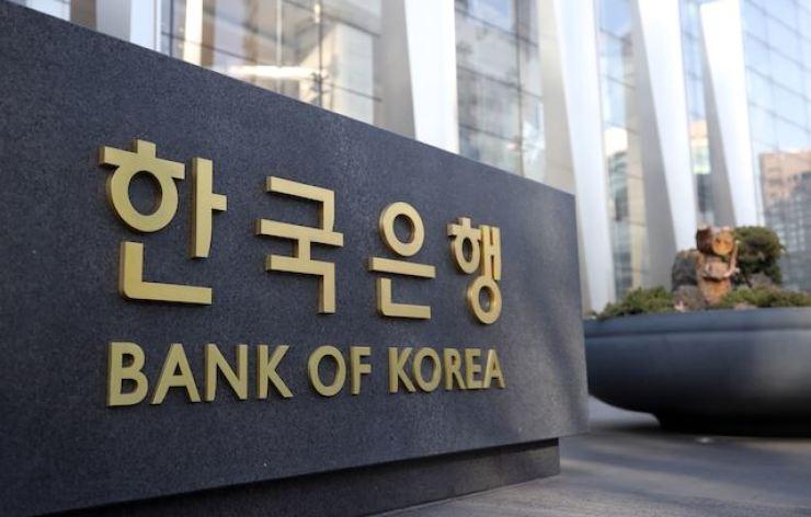 Bank of Korea. Yonhap