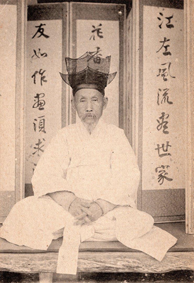 A young nobleman, circa 1900s. Courtesy of Diane Nars Collection