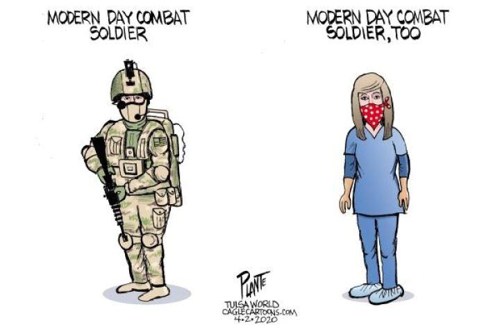 Modern day combat