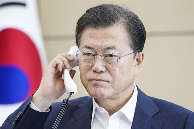 President Moon Jae-in/ Yonhap