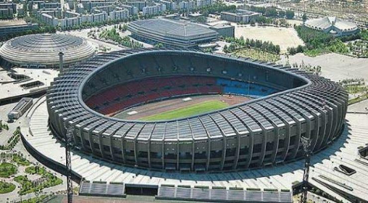 Seoul Sports Complex in Songpa-gu. Korea Times file