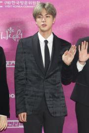 Kim Sung-eun taught Jin of K-pop titan BTS before his debut in 2013. Korea Times file