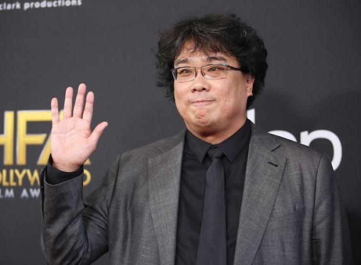 Director Bong Joon-ho. Yonhap