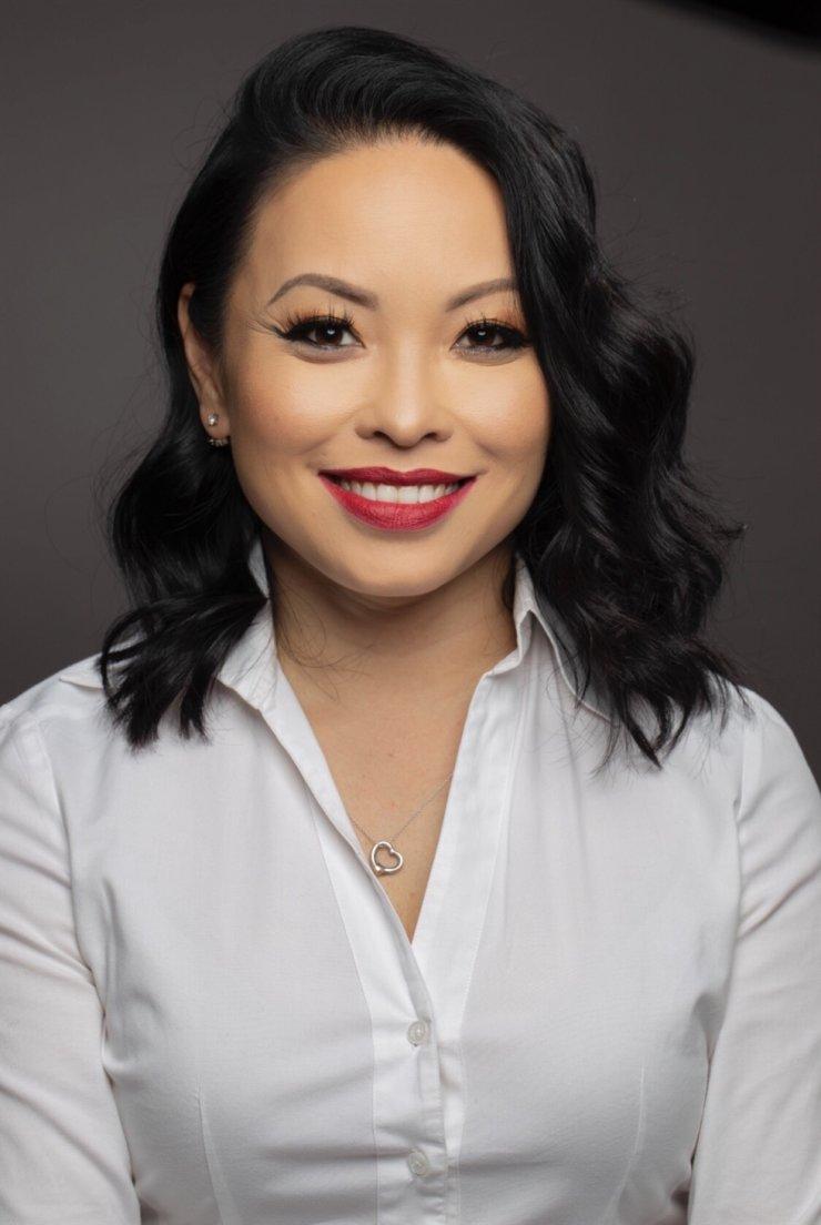 Cindy Wilson, author of