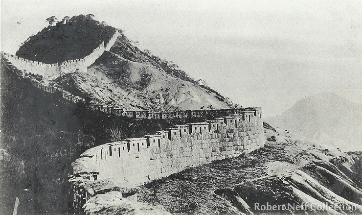 Hyewhamun, where Ensign George C. Foulk began his journey to the Bukhan Mountain Fortress. Robert Neff Collection