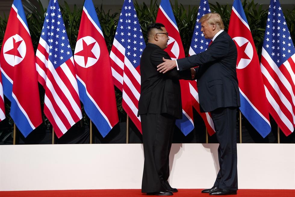 North Korean Foreign Minister Ri Son-gwon. Yonhap