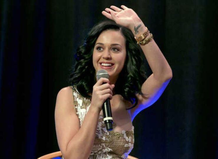 Katy Perry. AP-Yonhap