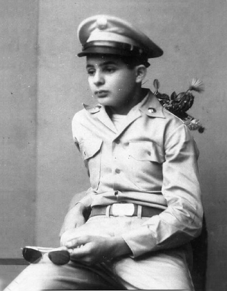 Corporal Jesus Rodriguez