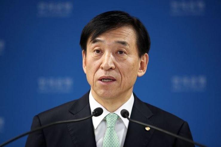 Bank of Korea (BOK) Governor Lee Ju-yeol / Korea Times file