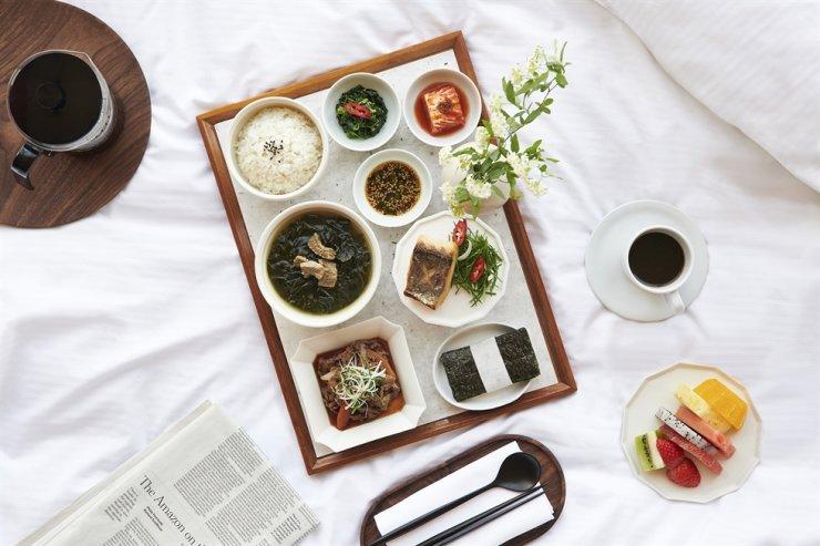 Park Hyatt Seoul offers the