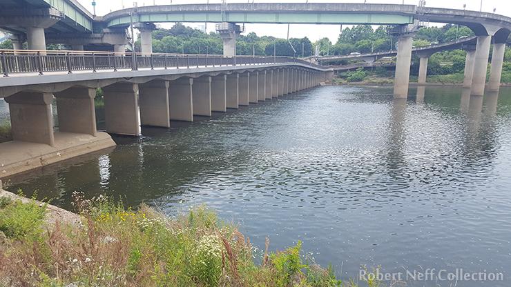 Salgoji Bridge, June 2020. Robert Neff Collection