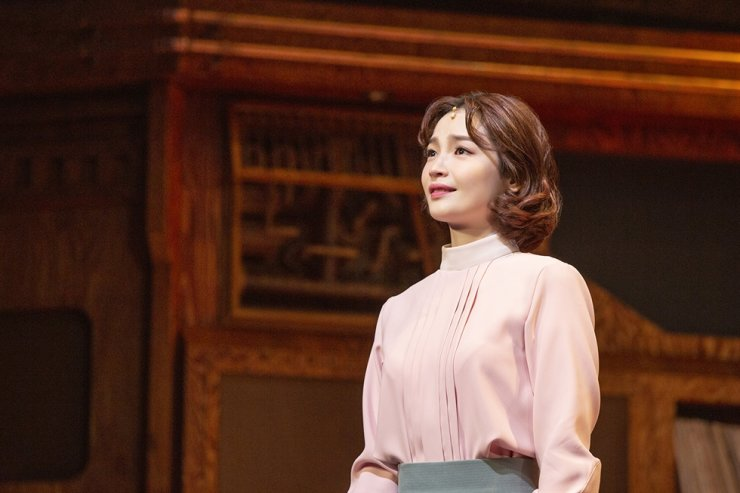 Jeon Mi-do as Claire in 'Maybe Happy Ending' / Courtesy of CJ ENM