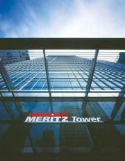 Meritz Fire & Marine Insurance's headquarters in southern Seoul