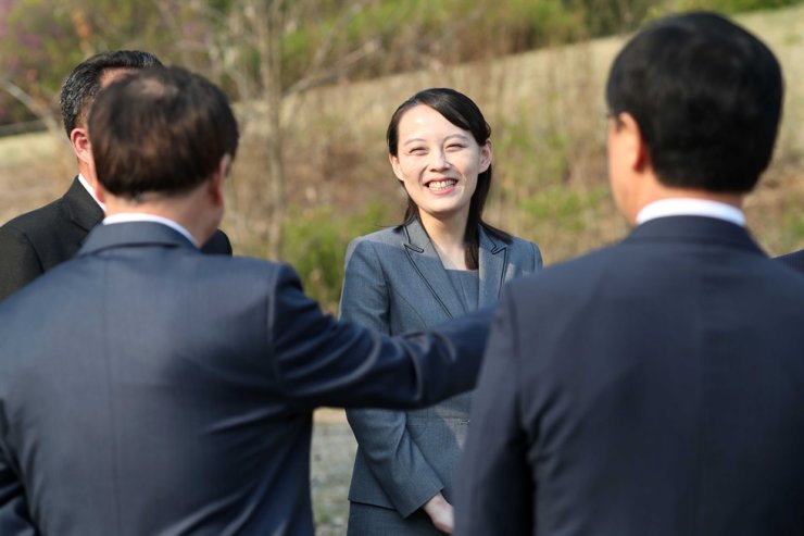 Kim Yo-jong, the sister of leader Kim Jong-un, said Friday in a statement to the Korean Central News Agency that another summit with the United States is 'unnecessary' and 'useless' for North Korea as long as there is no change in Washington's negotiating position. Korea Times file