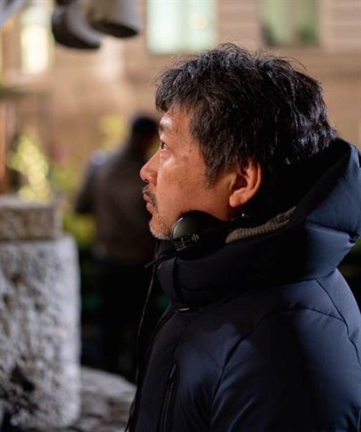 Filmmaker Hirokazu Kore-eda / Courtesy of CJ Entertainment
