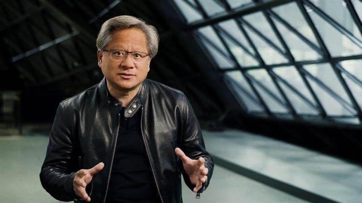 Nvidia founder and CEO Jensen Huang / Courtesy of Nvidia Korea